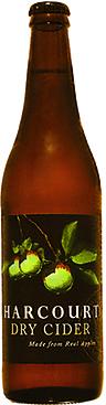 Harcourt Dry Cider Bottle