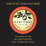 HARCOURT CIDER SOLD HERE