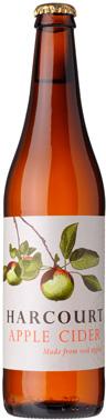 harcourt apple cider bottle
