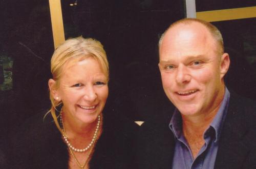 Simon and Vicky