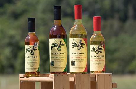 Harcourt Apples Vinegars