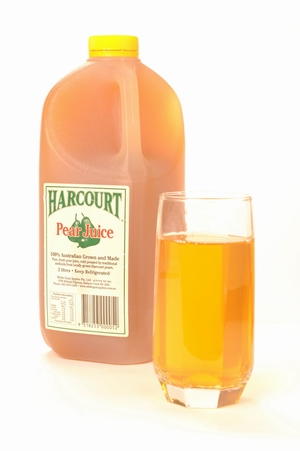 Harcourt Apples - Pear Juice