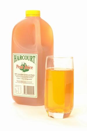 Harcourt Apples - Pear Juice