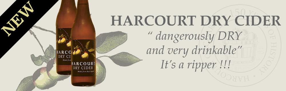 Harcourt Apples - Juices - Cider - Vinegars