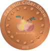 Red Hill Cider Show 2019 - Bronze